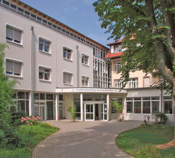 Baden Baden Krankenhaus