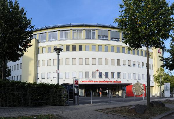 CaritasKlinikum Saarbrücken Standort St. Theresia