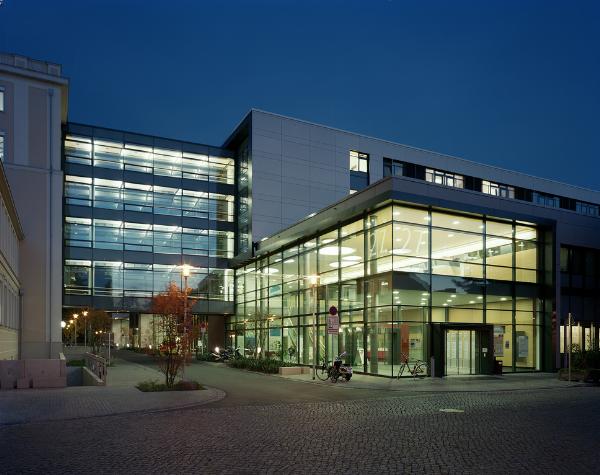Universitätsklinikum Carl Gustav Carus Dresden an der Technischen Universität Dresden, Anstalt des öffentlichen Rechts des Freistaates Sachsen
