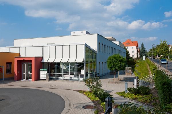 Helios Weißeritztal-Kliniken, Klinik Dippoldiswalde
