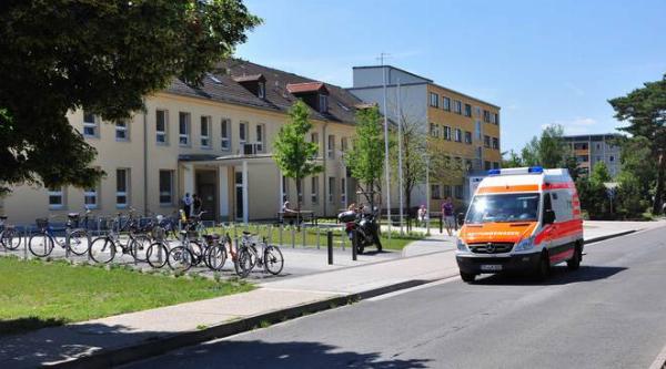 Evangelisches Krankenhaus Ludwigsfelde Teltow