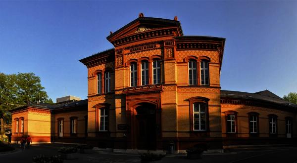 Hufeland Klinikum Gmbh Standort Bad Langensalza Krankenhausportrait Deutsches Krankenhaus Verzeichnis